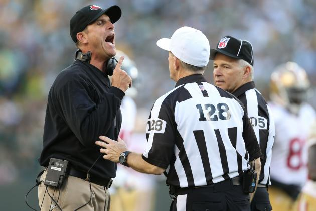 NFL Referees (Replacement or Otherwise) Are People Too