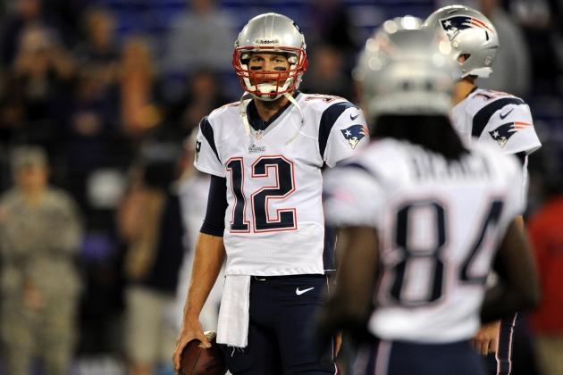 Tom Brady: New England Patriots QB No Longer a Top-3 Fantasy Football Option