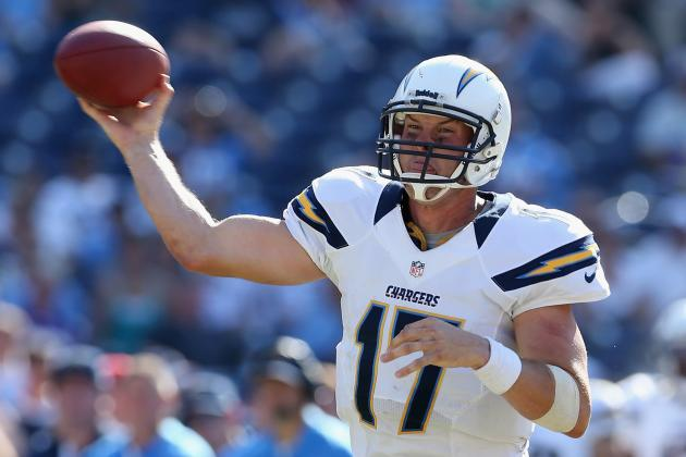 Falcons vs. Chargers: Passing Game Problems Resurface for San Diego in 27-3 Loss