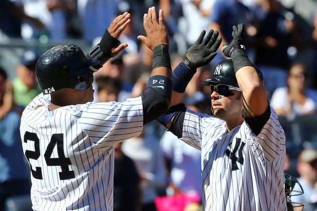 MLB Pennant Race 2012: Easy Schedule for New York Yankees … on Paper, Anyway
