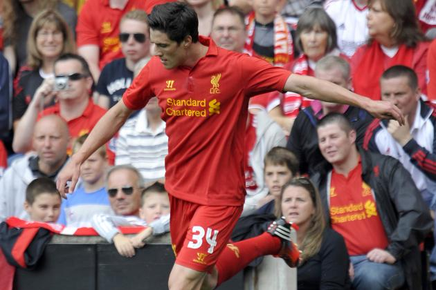 Liverpool's Martin Kelly out Until at Least New Year with Knee Injury