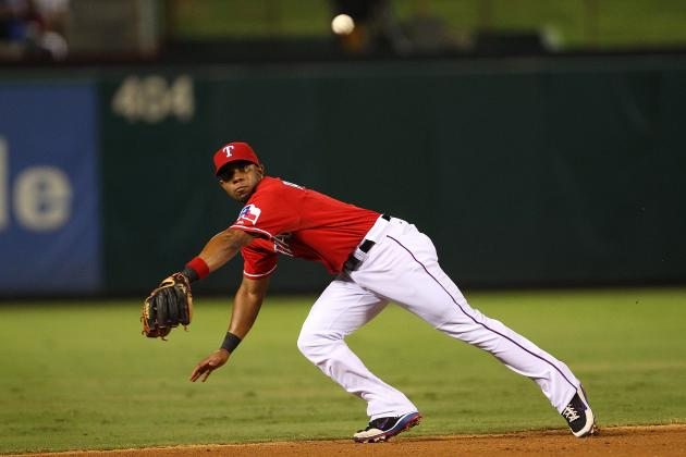 Texas Rangers: What Will They Do with Elvis Andrus and Jurickson Profar?