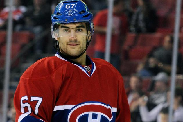 NHL Lockout: Canadiens' Max Pacioretty the Sixth Hab Overseas