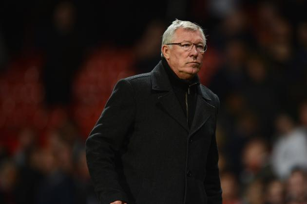 Manchester United: Sir Alex Ferguson's Team May Soon Be Found out