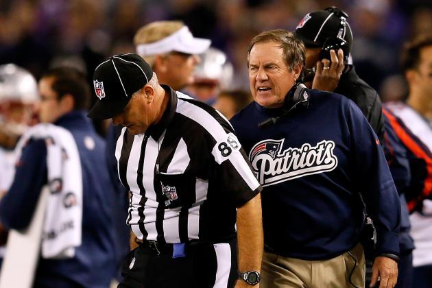 Report: NFL Will Review Belichick's Behavior