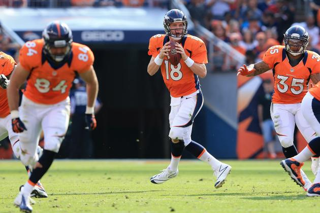 Denver Broncos: Far from a Complete Team