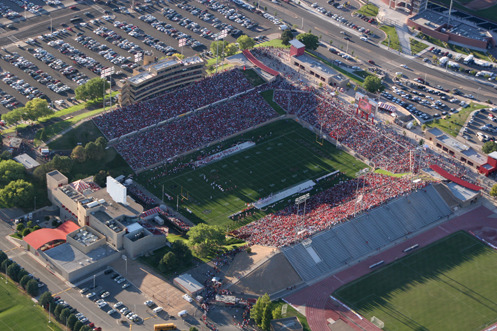 Woman Hit by Bullet at New Mexico-NMSU Game