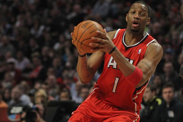 Knicks No Longer Considering Tracy McGrady
