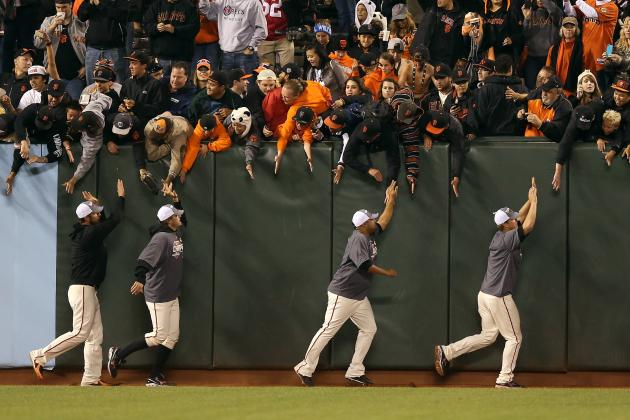San Francisco Giants Fans: It Didn't Matter...