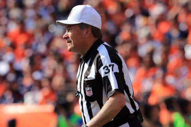 NFL Meets with Locked out Officials, According to Sources
