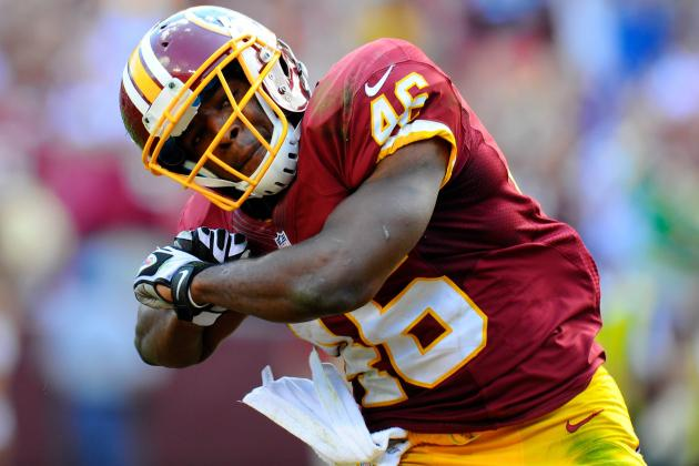 Washington Redskins: Running Game Can Save the Team's Season