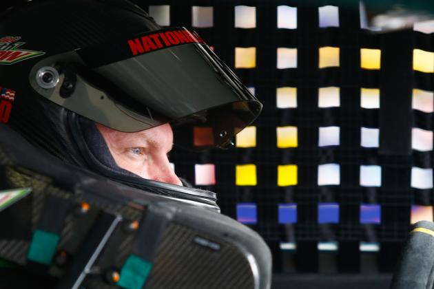 Earnhardt: Crew Shakeup Won't Affect His Drive
