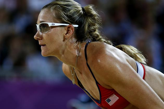 Beach Volleyball Gold Medalist Kerri Walsh Jennings: I Was Pregnant