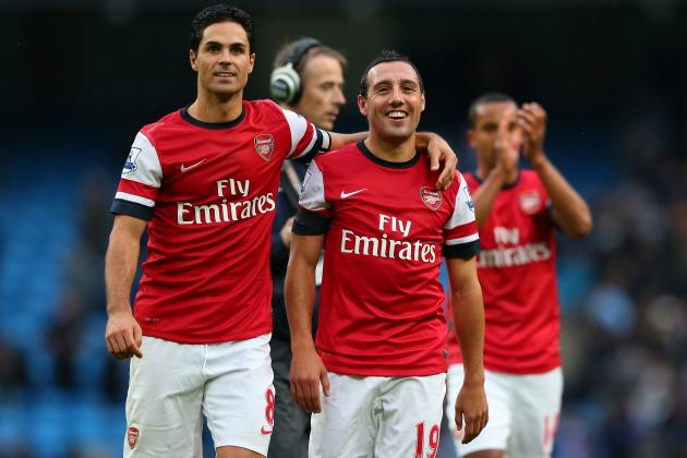 Ranking Arsenal's 4 Best Performances Against Manchester City