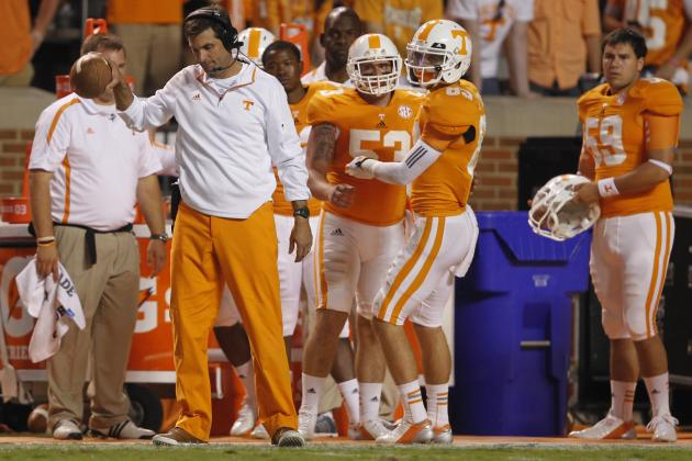 Georgia Game Is Absolutely Critical for Tennessee Football Coach Derek Dooley