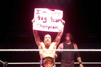 WWE SmackDown Live Event September 23: Sheamus Wins, Kane & Bryan Are Terrific