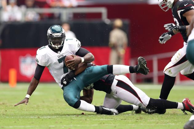 How Long Can Vick Survive This?