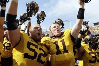 Minnesota Golden Gophers: Not Your Average Season in 2012