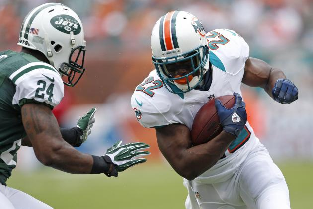 Reggie Bush: Best Waiver-Wire Pickups to Replace Injured Dolphins RB