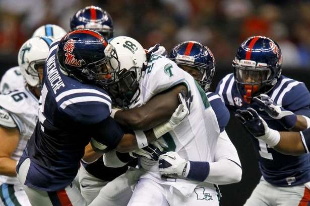Report Card for the Ole Miss Rebels' 39-0 Victory over Tulane