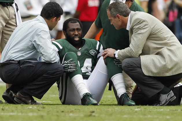 Darrelle Revis: Jets Confirm Torn ACL for Star CB