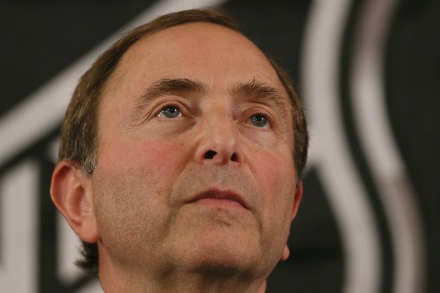 NHL Lockout: What Will Gary Bettman's Legacy Be as NHL Commissioner?