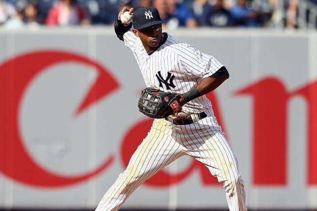 D'Alessandro: Yankees' Eduardo Nunez Isn't Cutting It at Shortstop