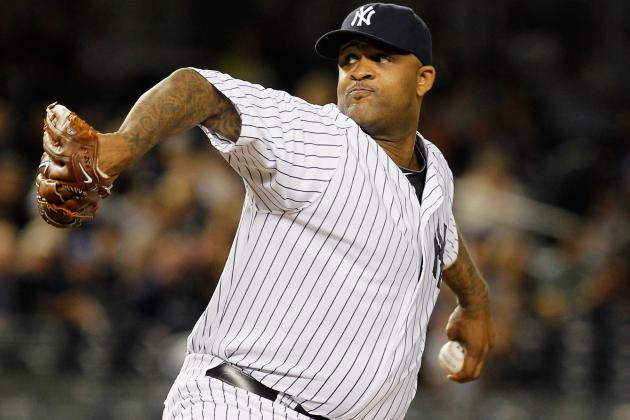 Long Rest for Sabathia Cures His Troubles
