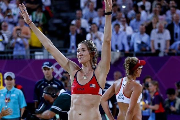 Kerri Walsh Reveals She Was Pregnant on Way to Third Olympic Gold Medal