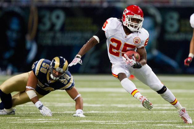 Fantasy Football: Why Jamaal Charles Has Become a Must-Start Running Back