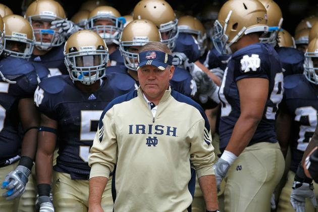 Notre Dame Football Recruiting: Torii Hunter Jr.  Joins 'Irish Mob'