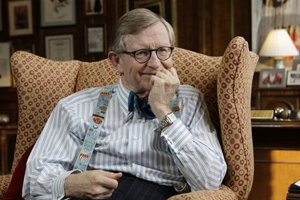 OSU President Gordon Gee's Spending Scandal Shows Hypocrisy of NCAA Regulations