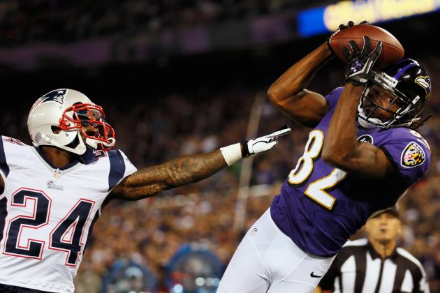 Breaking Down Torrey Smith's Awesome Performance vs. Patriots on Sunday Night