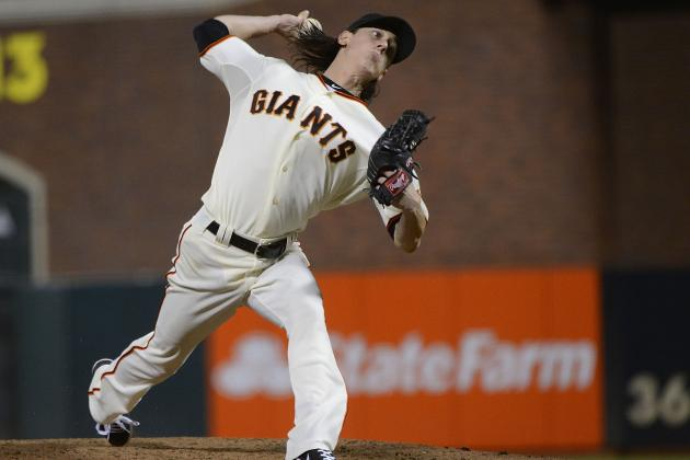Lincecum Absent from Celebration, Scratched Sunday