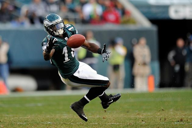 Jeremy Maclin: Fantasy Owners Should Return Eagles' WR to Lineup in Week 4