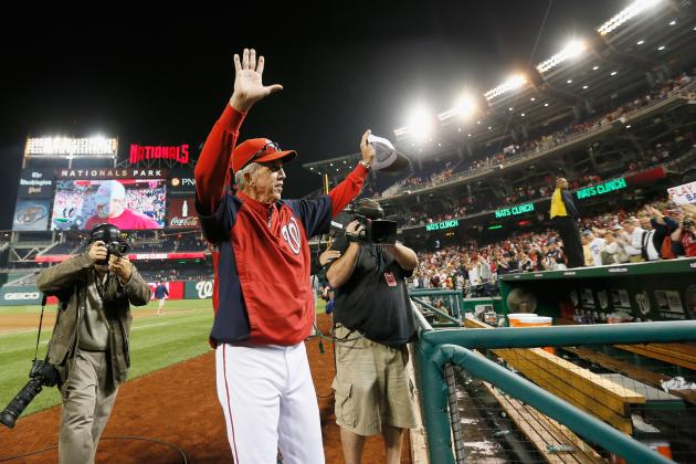 Washington Nationals: Will Davey Johnson Return Next Season as Manager?