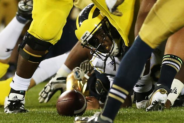 Michigan Football: Breaking Down Wolverines' Biggest Flaws After Week 4