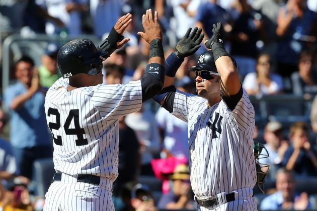 2012 MLB Power Rankings for September 24th: Yanks in Familiar Territory