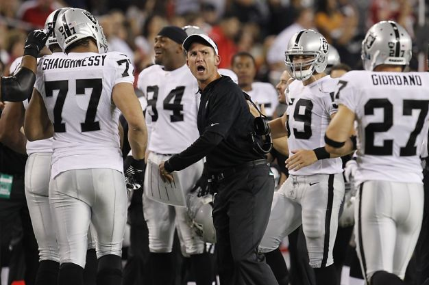 Oakland Raiders: Penalties a Key to Sunday's Win over Pittsburgh