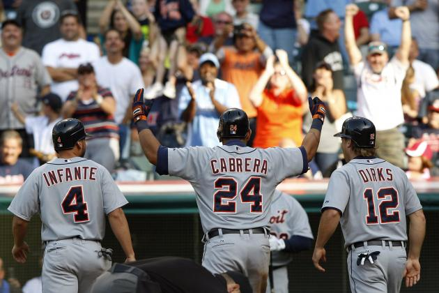 If Detroit Tigers Don't Make Playoffs, Miguel Cabrera's MVP Means Nothing