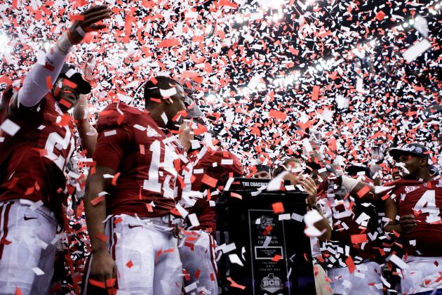 College Football Gets the Playoff Final Right by Limiting Initial Sites