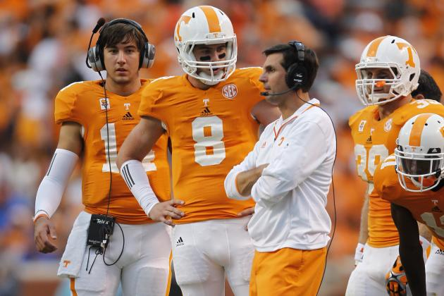 Vols Entering Toughest Portion of Their Schedule
