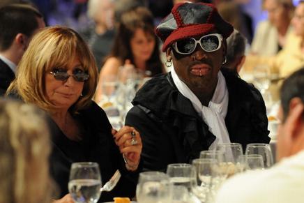 Penny Marshall Preps Rodman Doc