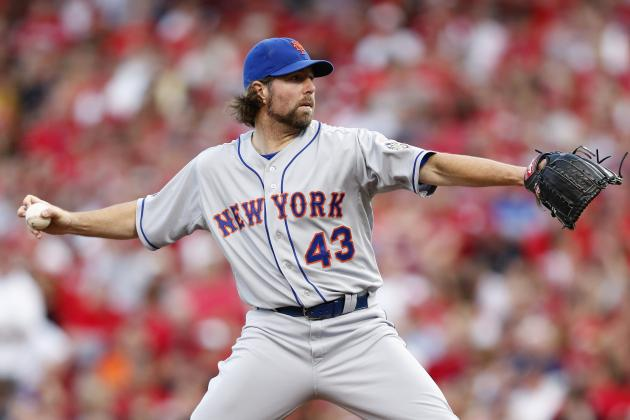 Should Being a Knuckleballer Prevent R.A. Dickey from Winning the Cy Young?