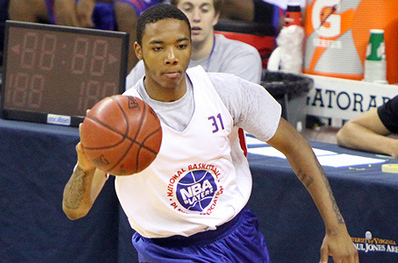 Roddy Peters: Should Maryland Terps Worry That Kansas Jayhawks Are Pursuing Him?
