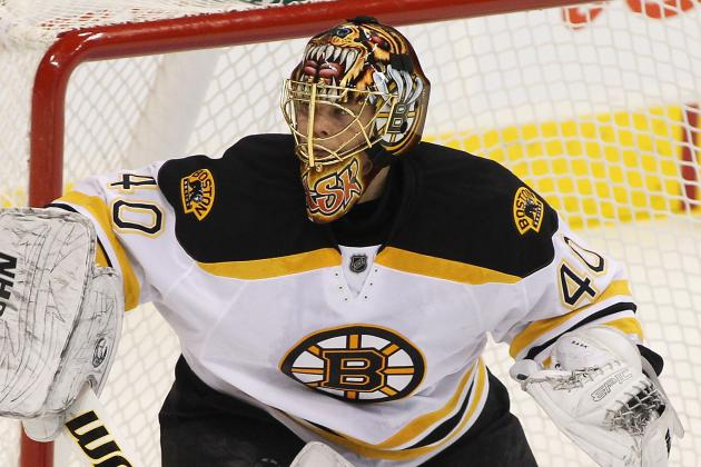 Source: Bruins' Rask to Play in Czech Republic