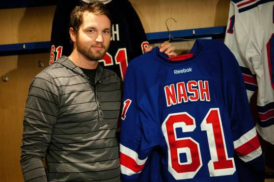 Rick Nash: Is the New York Rangers' Prized Addition a Bit Overrated?