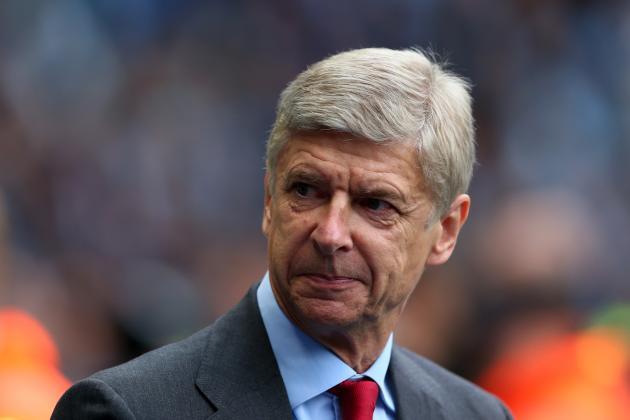 Arsene Wenger: Point Was the Minimum We Deserved vs. Man City