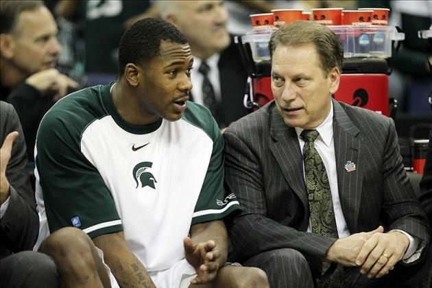 Derrick Nix Getting Back in Good Graces of Tom Izzo Following Offseason Arrest