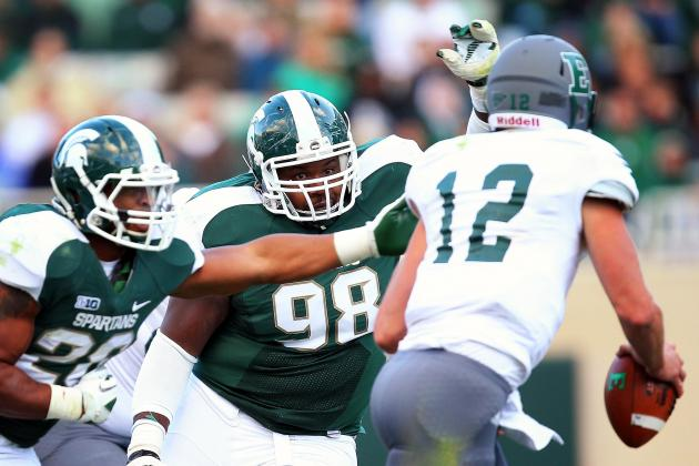 Spartans 'D' Looks Ready for Big Ten Play, but Offense Has Been One-Dimensional